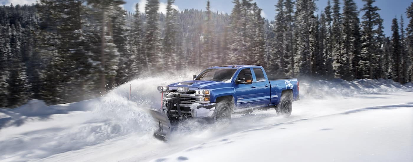 New Chevrolet Silverado 2500HD Engineering