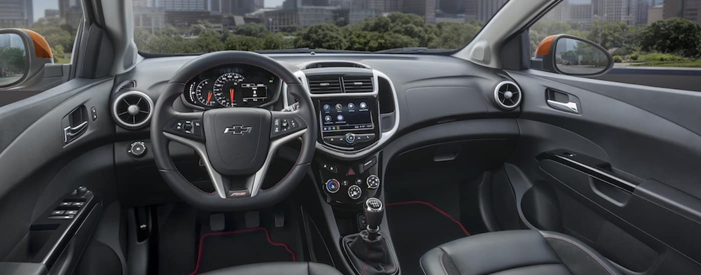 New Chevrolet Sonic Features