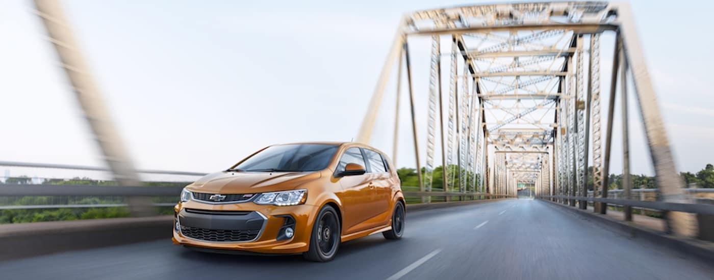 New Chevrolet Sonic Performance