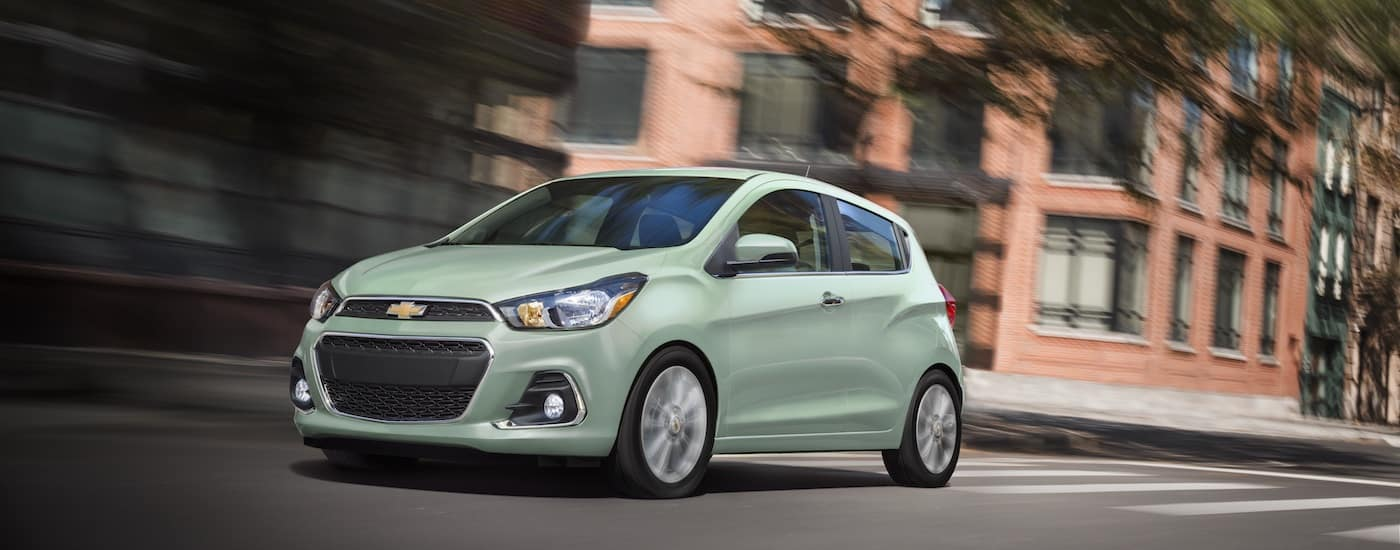 New Chevrolet Spark Ability