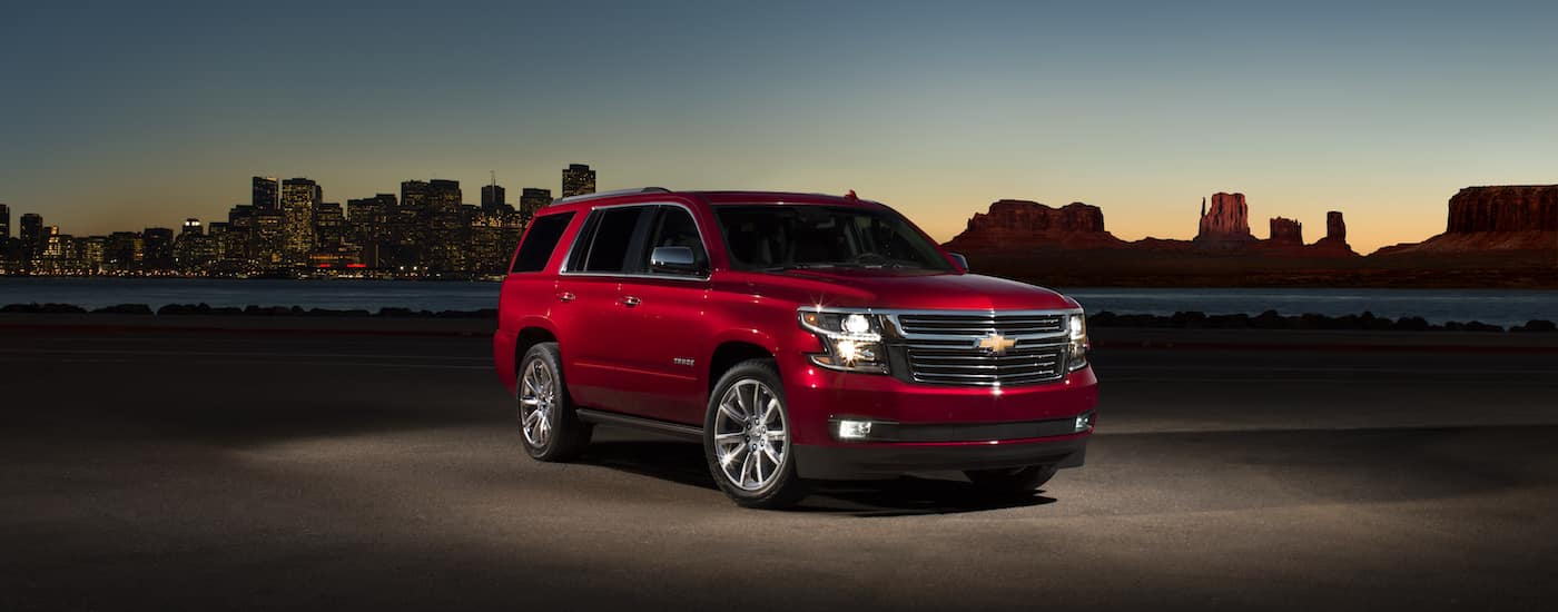 New Chevrolet Tahoe Design