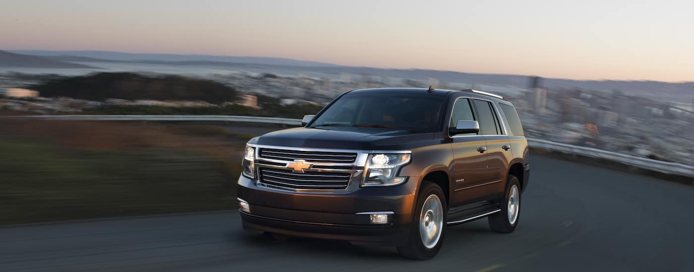 New Chevrolet Tahoe Mileage