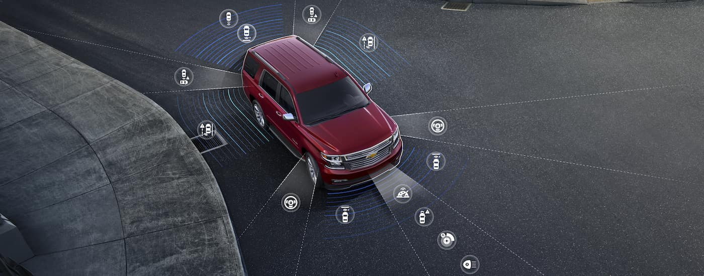 New Chevrolet Tahoe Technology
