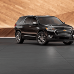Chevy SUVs - 2018 Equinox, 2018 Trax, 2018 Traverse