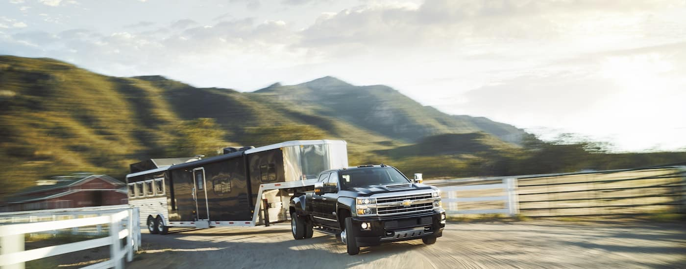 New Chevrolet Silverado 3500HD Design