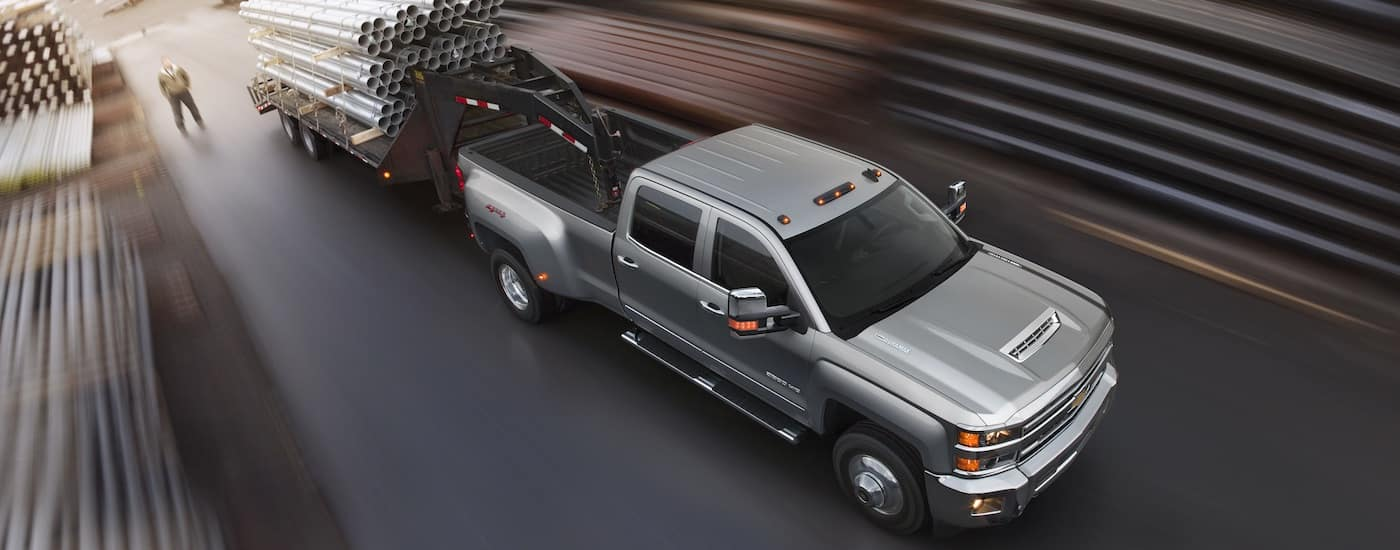 New Chevrolet Silverado 3500HD Technology