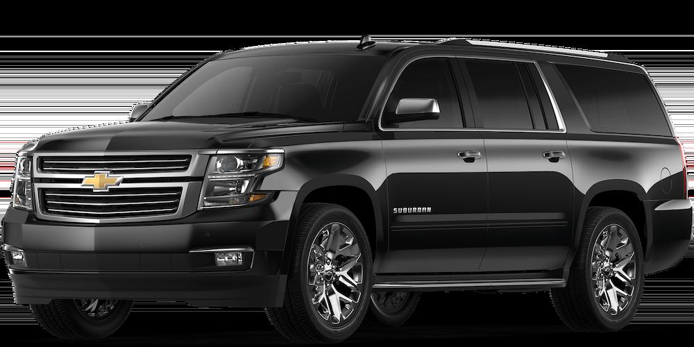 Black 2018 Chevrolet Suburban
