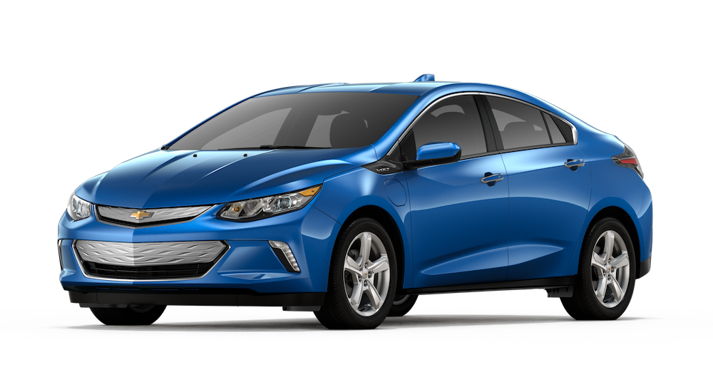 2018 Chevy Volt Carl Black Chevrolet Nashville