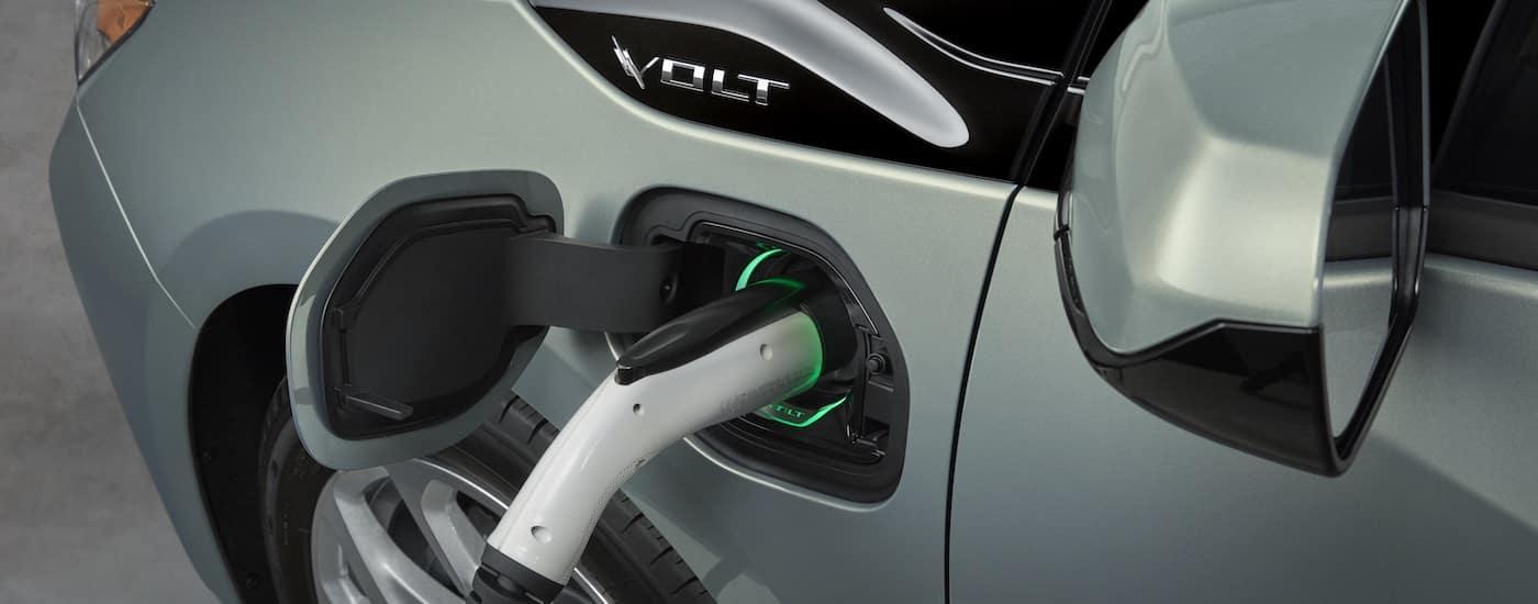 New Chevrolet Volt Charging