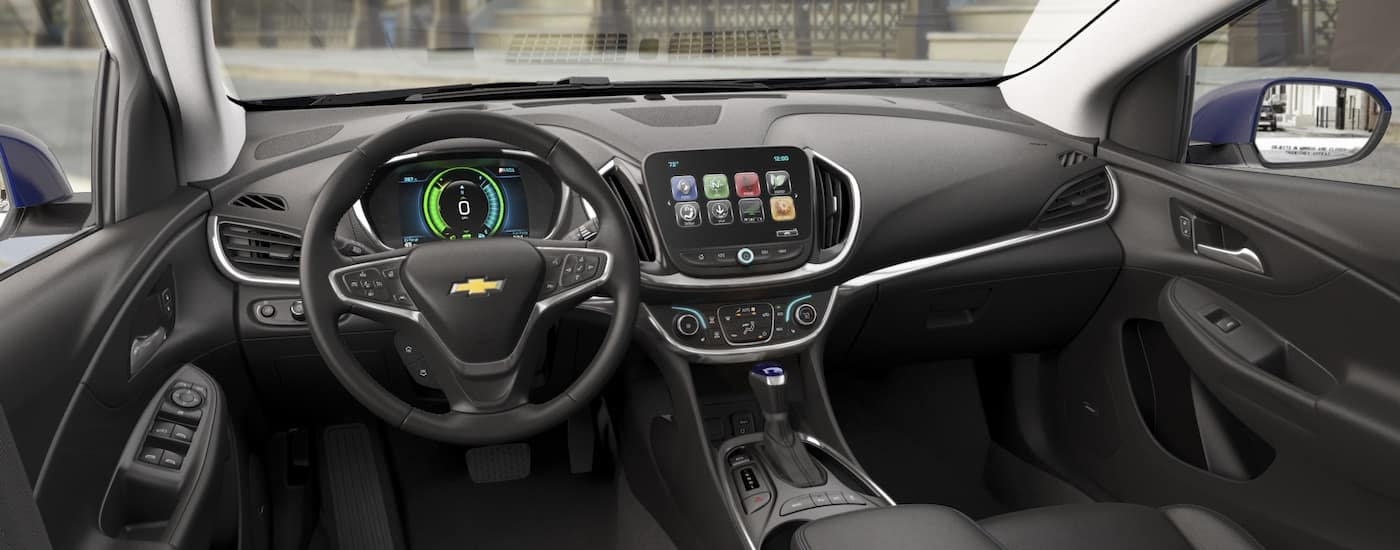 New Chevrolet Volt Technology