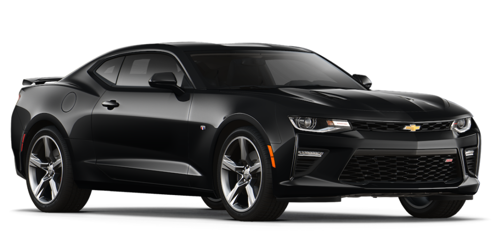 2018 Chevy Camaro vs  2018 Ford Mustang | Carl Black