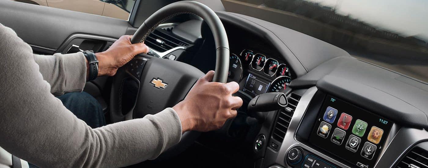 2019 Chevy Tahoe Dashboard