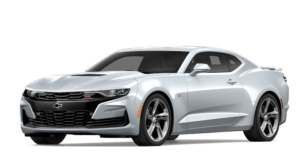 Grey 2019 Chevy Camaro