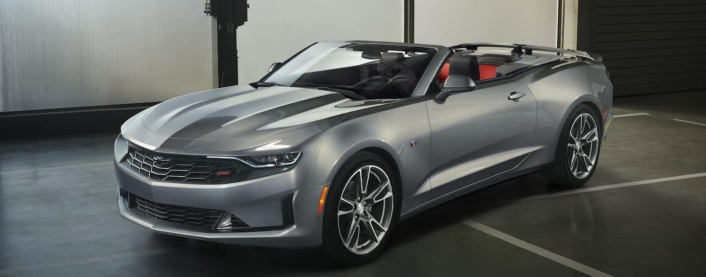 2019 Chevy Camaro Technology