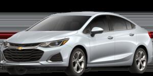 Grey 2019 Chevrolet Cruze