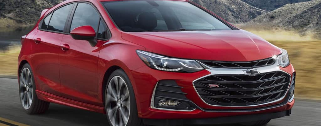 2019 Chevy Cruze Carl Black Chevrolet Nashville