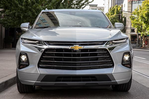 2019 Chevrolet Blazer Exterior Color Options Carl Black