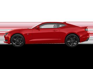 2019 Camaro ss red