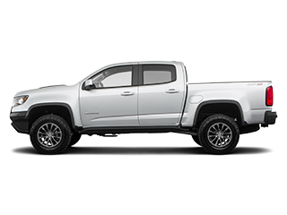 2019 colorado zr2 silver