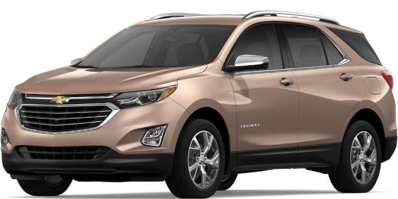 2019 Chevy Equinox in Sandy Ridge Metallic