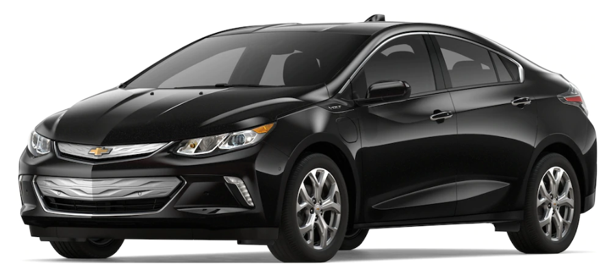 2019 Chevy Volt in Mosaic Black Metallic