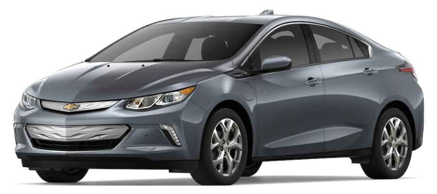 2019 Chevy Volt in Satin Steel Metallic