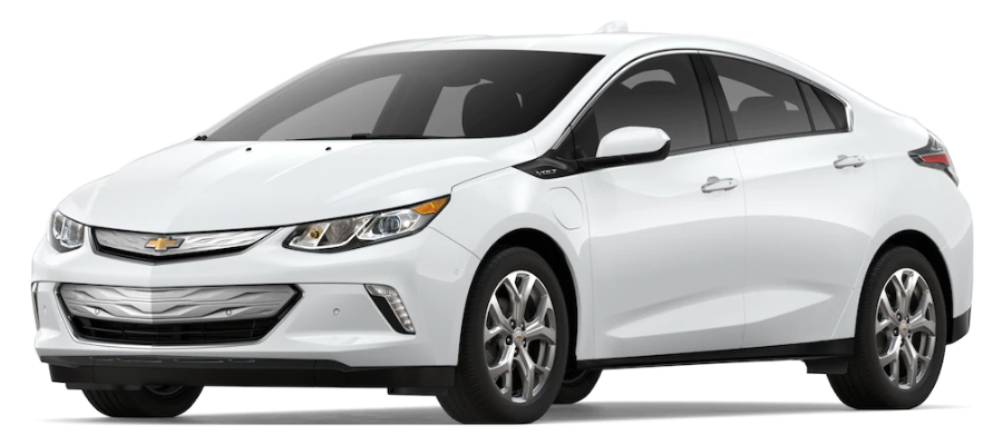 2019 Chevy Volt in Summit White