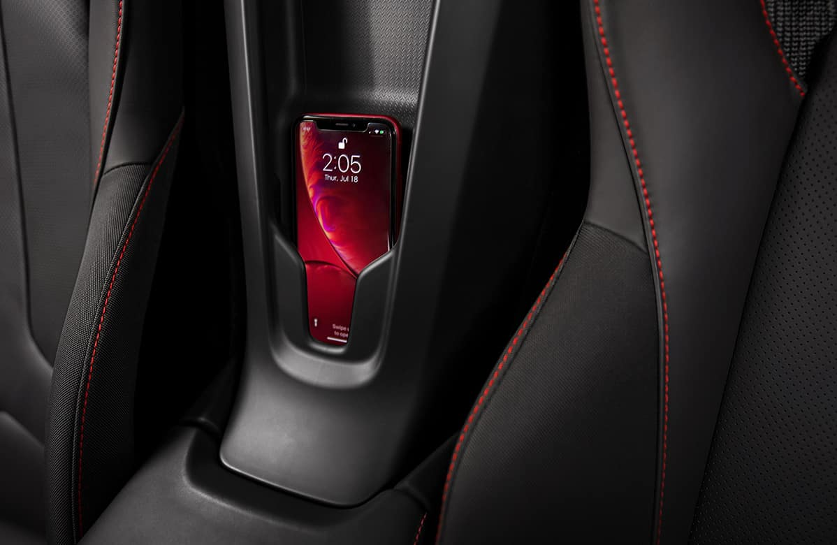Chevrolet 2020 Corvette Wireless Charging