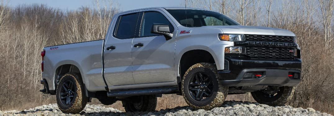 2020 Chevrolet Silverado 1500 New Features and Release Date