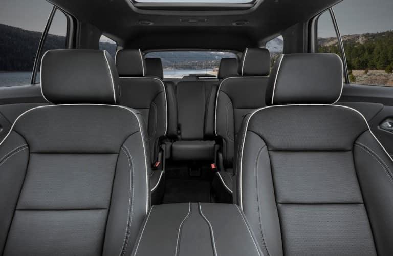 2022 Chevrolet Traverse seating