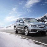 2017 Acura RDX Exterior Mountains