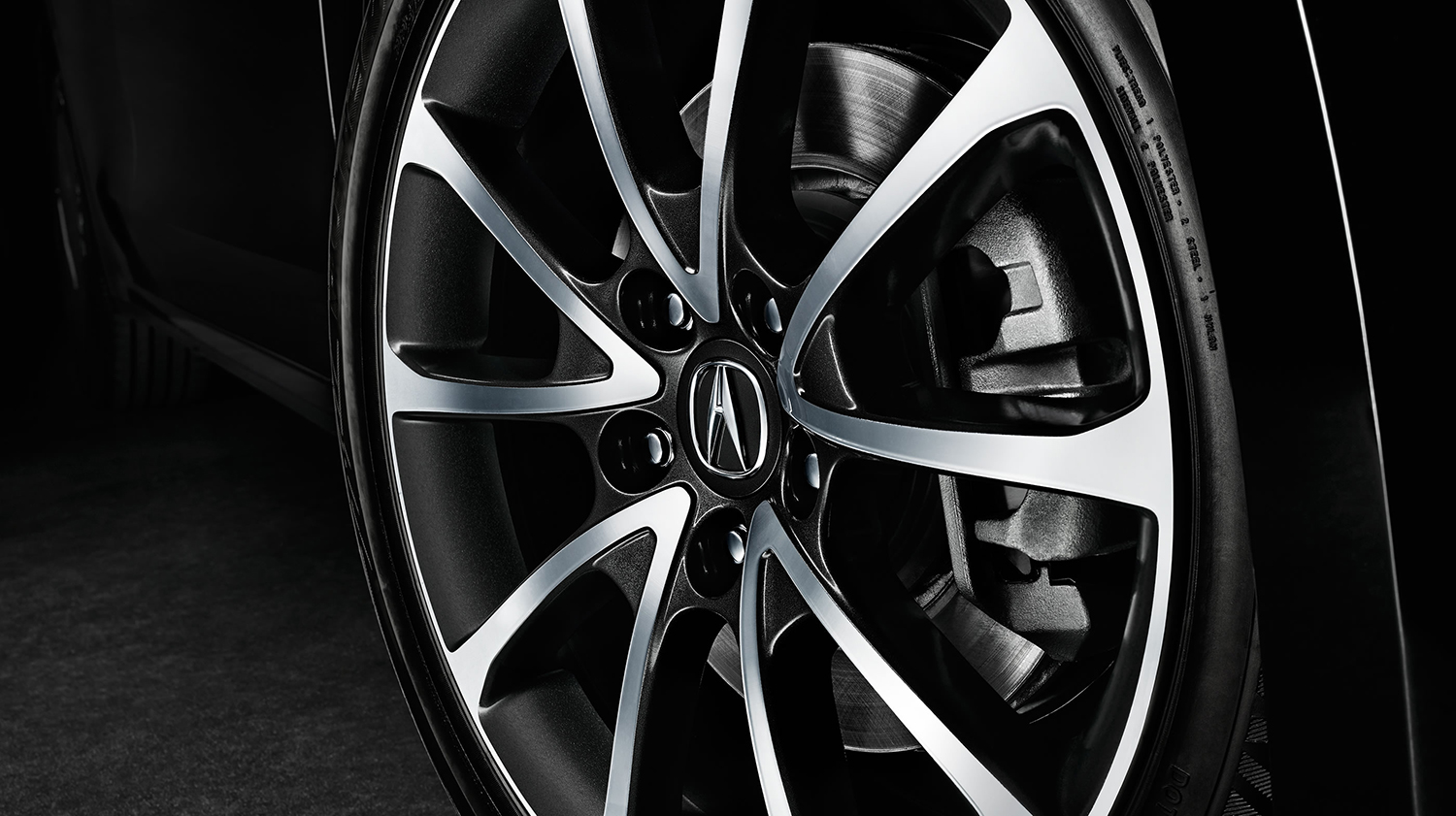 2017 Acura TLX Wheels