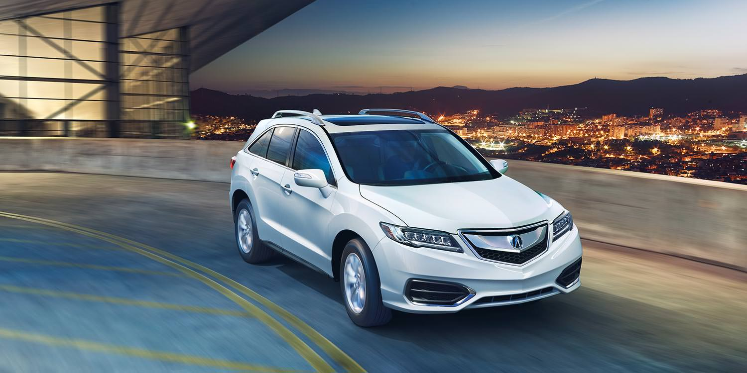 2017 Acura RDX Exterior Night