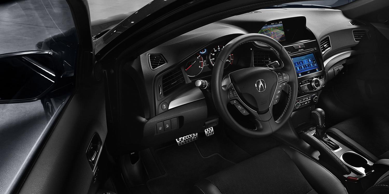 2017 Acura ILX Interior Front Cabin