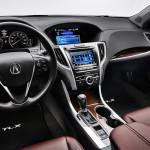 2017 Acura TLX Interior Front Cabin