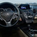 2017 Acura RDX Interior Front Cabin