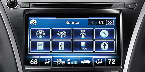 2016 Acura RLX ELS Studio Premium Audio System