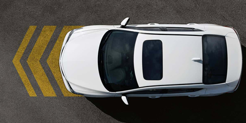 2017 Acura ILX Adaptive Cruise Control