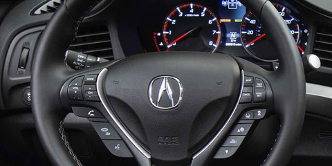2017 Acura ILX Steering System