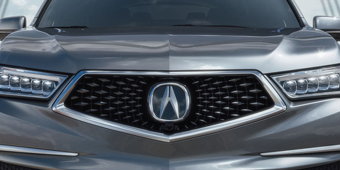 Acura MDX Central Texas Acura Dealers - Acura mdx front grill
