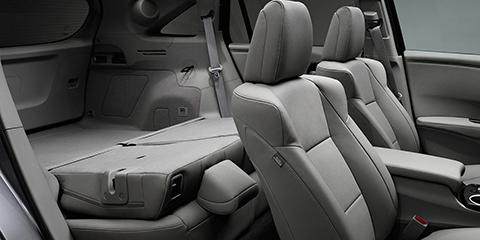 2017 Acura RDX Cargo Area