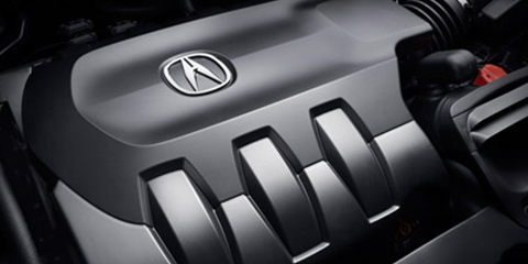 2017 Acura RDX Engine