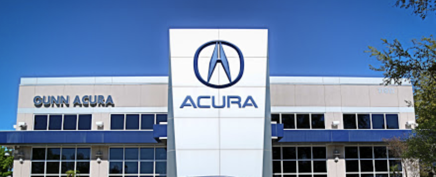 Gunn Acura Exterior