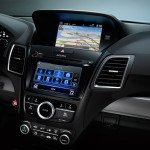 2018 Acura RDX Interior Technology Stack
