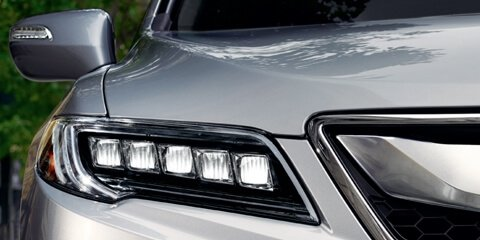 2018 Acura RDX Jewel Eye LED Headlights