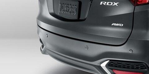2018 Acura RDX Parking Sensors