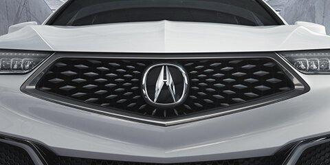 2018 Acura TLX Diamond Pentagon Grille