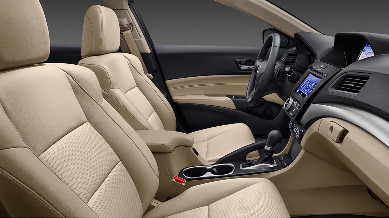 2018 Acura ILX Interior Side Profile