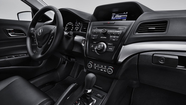 2018 Acura ILX Interior Passenger Side