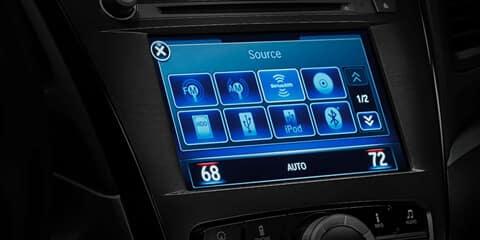 2018 Acura ILX On Demand Multi-Use Display